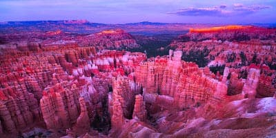 Bryce Canyon pinnacles