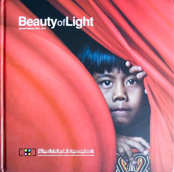 Beauty of light_book